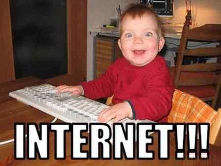 Dítě závislé na internetu,co dodat....