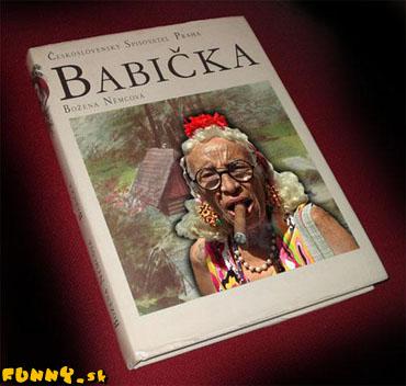 Nová verze Babičky od Boženy Němcové