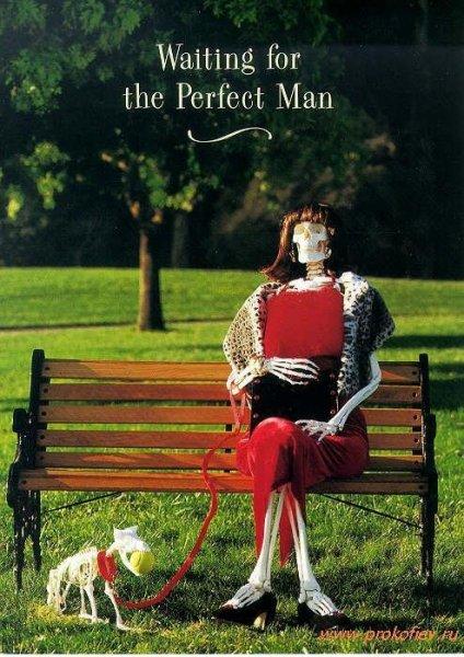 Čekání na dokonalého muže