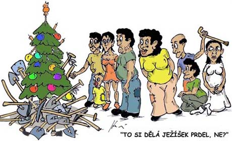 Cigánské vánoce