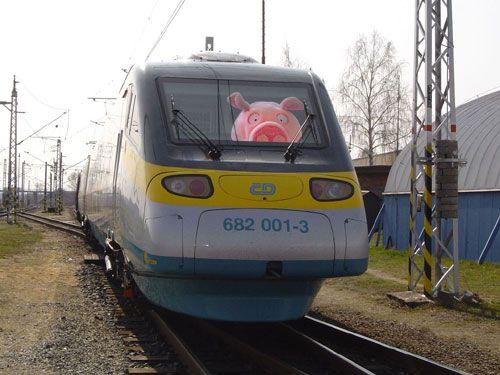 Důvod častých vlakových neštěstí